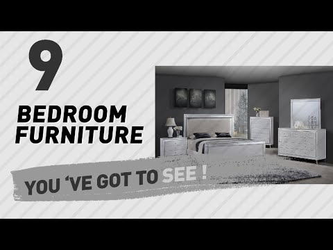 Mirrored Bedroom Furniture // New & Popular 2017