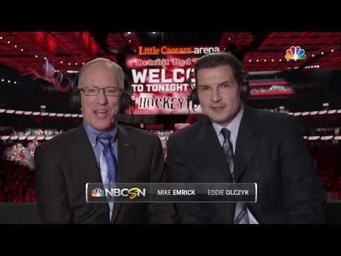 NHL® 18 Dallas Stars vs Detroit Red Wings