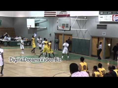 Fairfax  High Vs Hamition  High Basketball Highlights 1-20-12