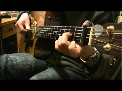 """Pass It On """"It Only Takes A Spark"""" (Kurt Kaiser) - Fingerstyle Guitar Tab"""
