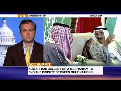 Gulf Cooperation Council Summit in Kuwait, December 5, 2017