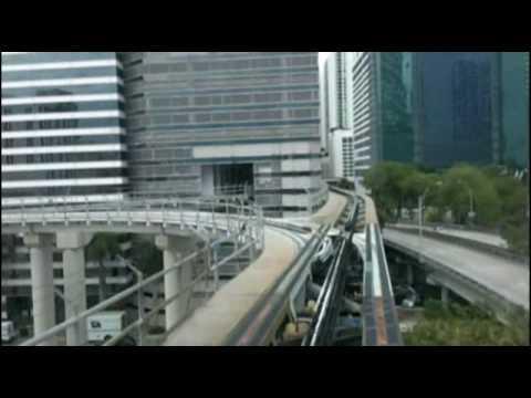 Metromover Miami - 2010