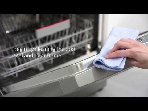 How to clean your dishwasher effectively