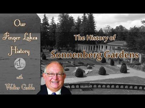 Sonnenberg Gardens .::. Our Finger Lakes History 1/28/18