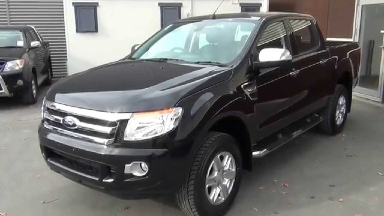 Ford Ranger XLT 4X4 Manual - 2014 - YouTube