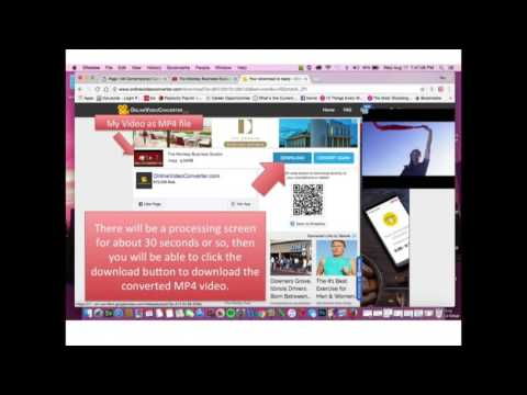 Tutorial: Embedding a YouTube Video into PowerPoint 2011 on a Mac