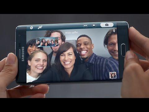 The Samsung Galaxy Note Edge – Camera