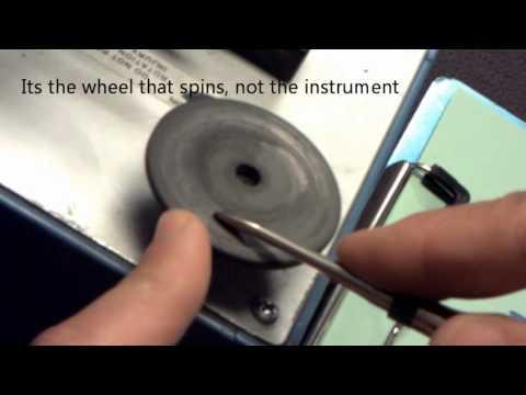 dental elevator sharpening