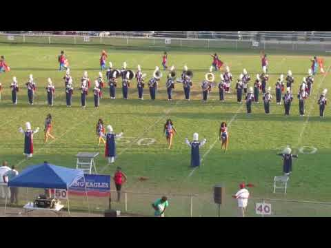 Center Point High School Marching Band | Full Field Show | 2018 Anniston Battle Of The Bands