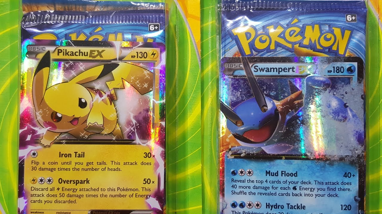 Opening Two Pokemon 2 Booster Pack Target Blisters Part