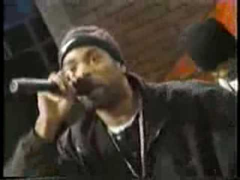 Shadowboxin Live - Genius/GZA & Method Man & Masta Killa