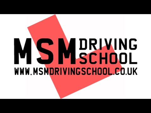 Elm Lane to Rushey Way, Lower Earley - Driving Lessons Reading (Sep 2017)