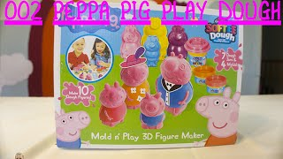 Свинка Пеппа - Лепка из пластилина Плей До | Peppa Pig Play Dough