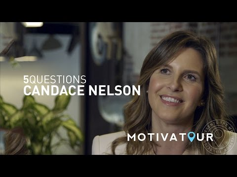 Scion Motivatour - 5 Questions With Candace Nelson Of Sprinkles Cupcakes