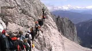 Zugspitze über Höllental Klettersteig