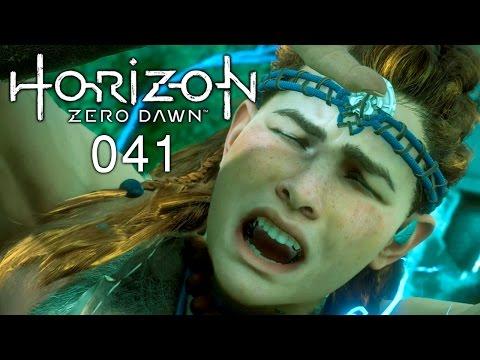 HORIZON: ZERO DAWN ★ #041 - Eklipse-Fokus-Netzwerk   [Gameplay German | Deutsch | PS4 Pro]