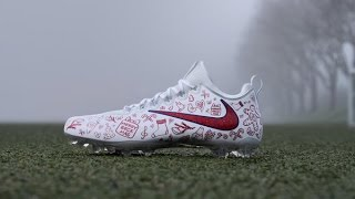"Video Odell Beckham Jr.'s Custom ""Home Field Advantage"" Cleats download MP3, 3GP, MP4, WEBM, AVI, FLV November 2017"