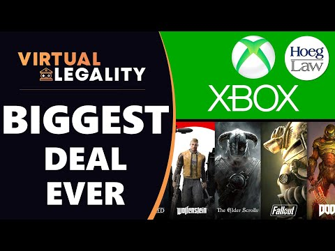 What Microsoft And Bethesda's Big Deal Means For Xbox And Gaming (VL320)