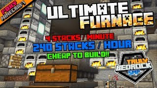 Ultimate Furnace Array | Truly Bedrock [27]