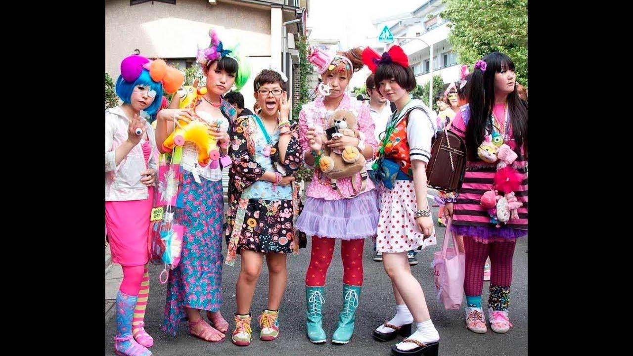 ПРАВИЛА ЯПОНСКОЙ ЖИЗНИ: Японская уличная мода