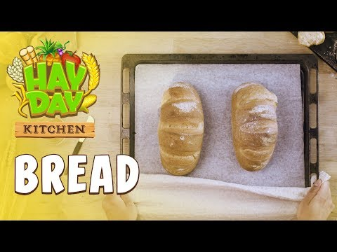 Hay Day Kitchen: Bread
