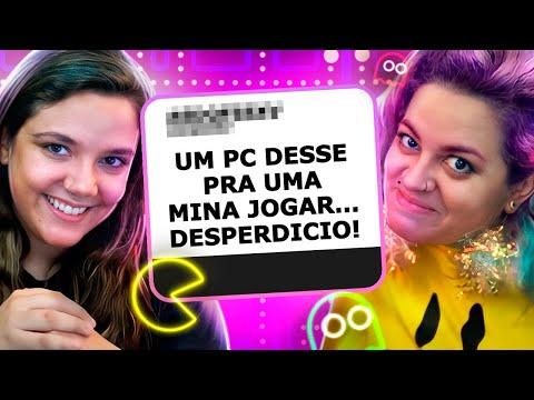 PERGUNTAS QUE FAZEM PARA UMA GAMER feat. Malena - Nunca Te Pedi Nada