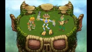 Trio - Wubbox, Punkleton and Shugabush - Plant Island