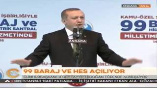 99 Hes Açılış Töreni Cumhurbaşkanı Tayyip Erdoğanın Konuşması Full 14 01 2016