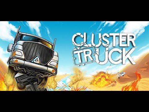 تحميل لعبة cluster truck