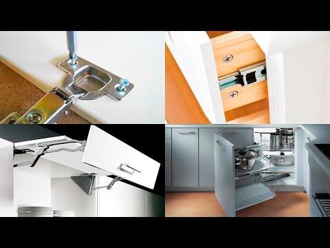 AERO Механизмы - Итальянская Мебельная Фурнитура