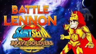Battle Lennon & Seb : Saint Seiya Brave Soldiers (PS3)