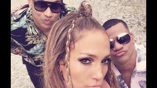 Jennifer Lopez - Ni Tú Ni Yo (Letra - Lyrics) ft. Gente de Zona