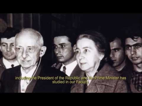 Ankara Üniversitesi Hukuk Fakültesi 90. Yıl Tanıtım Filmi