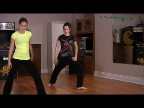 Leg Grab Turns Tutorial - Leg Grab Spins for Dance, Gymnastics and Fitness