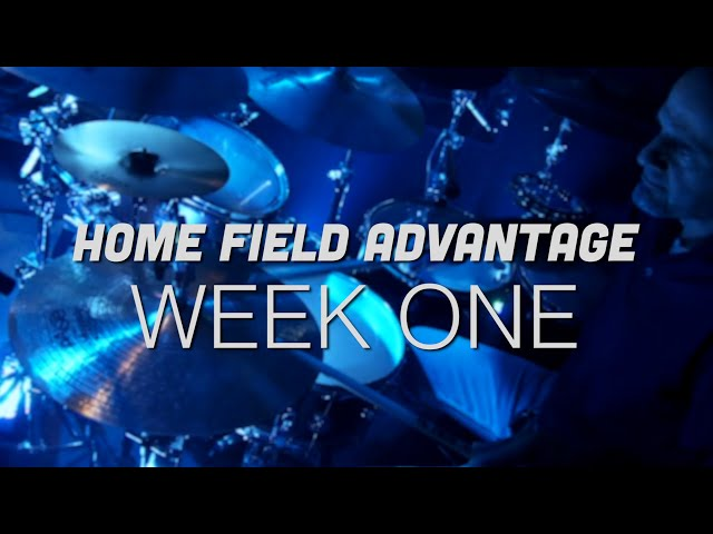Home Field Advantage | Week 1 | Sunday Mass for August 1