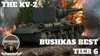 The KV 2 Tier 6 Heavy   My Favourite Tanks