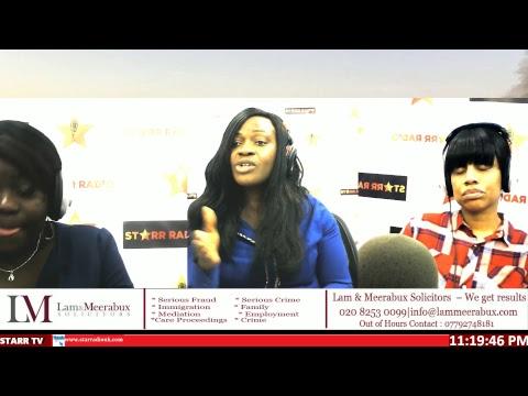 STARR RADIO UK - Bed of Roses with Doreen Kattah - Topic; Financial Managment