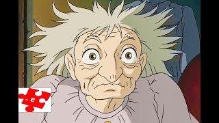 Красивые  Японские АНИМЭ - Хаяо Миядзаки / Духи - Демоны / ТОП -10 / мультфильмы - трейлеры