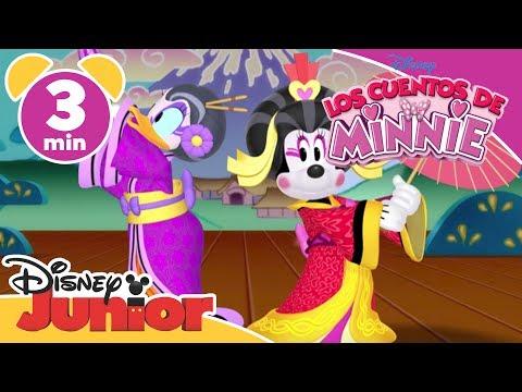 Disney Junior España | Los cuentos de Minnie: Caos Kabuki