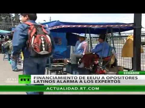 "Se viene la ""Primavera Árabe"" a Latinoamérica? - Entrevista RT Español - 20Jun2012"