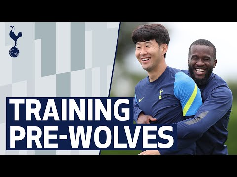 Sonny's HILARIOUS laugh, Dier's TOP BINS free-kicks and extra competitive rondos!