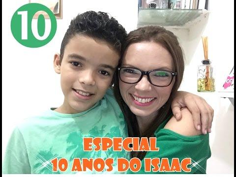 Especial 10 anos Isaac