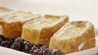 Make-ahead Stuffed French Toast