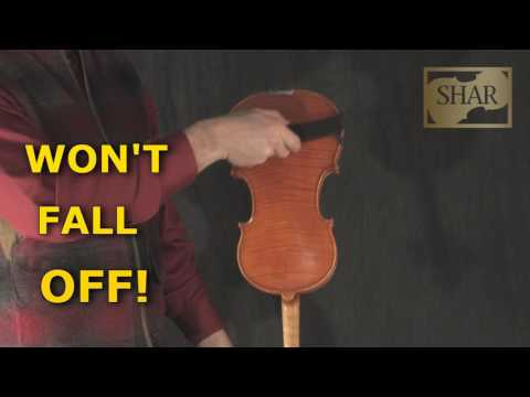 The Empire Shoulder Rest for Violin or Viola - Unbeatable Value!