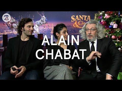 Alain Chabat, Golshifteh Farahani et Pio Marmaï