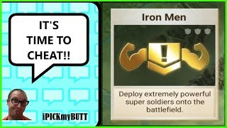 Rebel Inc - How to get Super Soldiers [Cheat] Iron Men