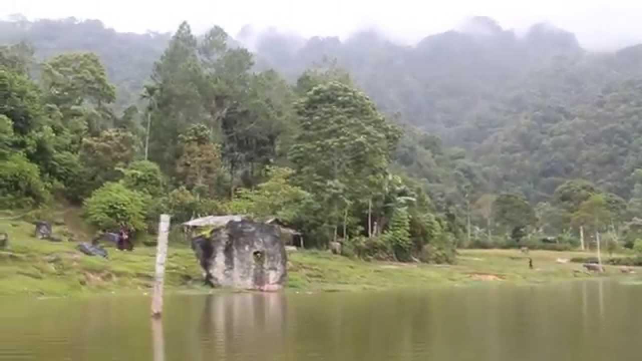 Wisata Ke Danau Tarusan Kamang