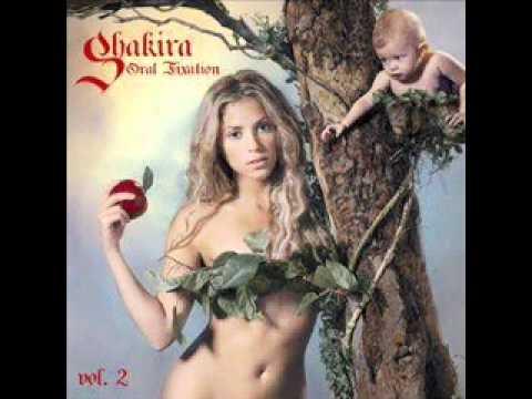 SHAKIRA - CD ORAL FIXATION VOL 2 - 11 SOMETHING