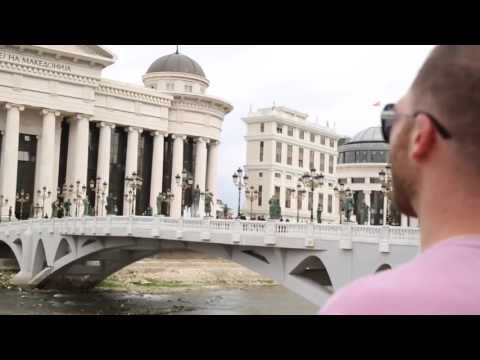 Travel Guide What to See In and Around Skopje, Macedonia
