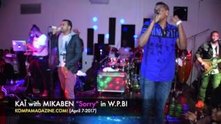 "KAÏ Mikaben ""Sorry"" in West Palm Beach! (April7-2017)"